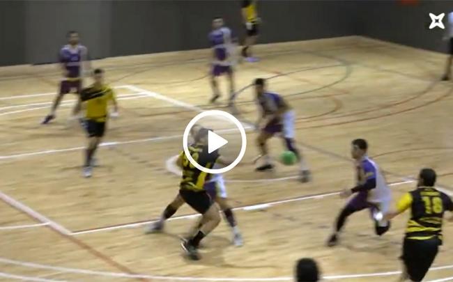 Bloc d'Handbol a l'En Joc de la Xarxa TV (26-abril)