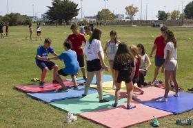 Uns 400 joves participaran a Tarragona en el 12è Curs de Formació de Dinamitzadors d'Esport a l'Escola