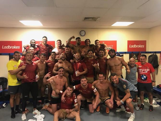 Els Dragons Catalans tornen a la final de la Challenge Cup 11 anys després